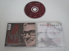 VARIOUS/NOT FADE AWAY - REMEMBERING BUDDY HOLLY(MCA MCD 11260) CD ALBUM