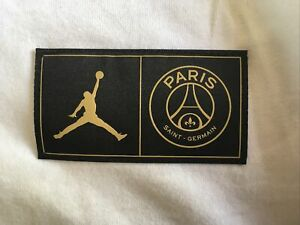 Men's Nike Jordan PSG Long Sleeve Tee Size X Large T Shirt Paris Saint Germain