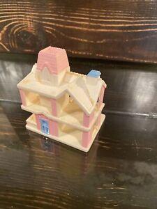 Vintage Playskool Dollhouse Nursery MINIATURE VICTORIAN DOLLHOUSE Mini