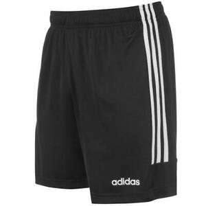 ✅ ADIDAS SERENO Shorts Herren Trainingshose Sporthose Fussballhose Schwarz Hose
