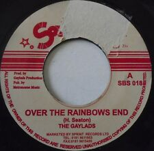 """GAYLADS - Over The Rainbows End - 7"""" Single"""