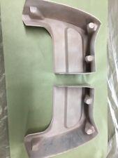 NOS Shelby fiberglass endcaps convertible 69