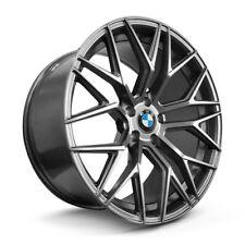 4 x BMW STAGGERED WHEEL SPORT RIMS 19X8.5 19X9.5 5x120 ET32/ET35 CB72.6 GUNMETAL