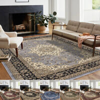 Extra Large Traditional Rugs Living Room Bedroom Carpet Hallway Runner Floor Mat