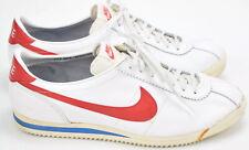 Vintage 1980'S Nike Leather Cortez Sneakers Shoes Mens 12.5 12 1/2 1981 Gump