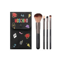 TONYMOLY MOSCHINO Brush Set (4pcs) / Korea Cosmetic