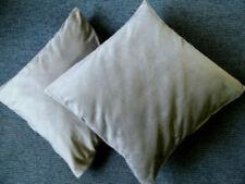 Cojines decorativos de color principal gris de 50 cm x 50 cm para el hogar