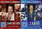 GÖTZ GEORGE ist SCHIMANSKI Dientes alrededor & Zabou 2 DVD Colección Edición