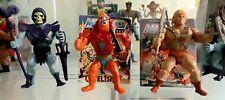 Vintage Motu 8back Lot He-Man