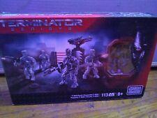 New ListingMega Bloks Construx Terminator T-800 Set *New*