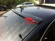 Painted M-BENZ 08~14 W204 C class Sedan OEM roof spoiler color-197 black @US