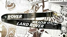 Land Rover Defender 90 Lanyard Black / Silver