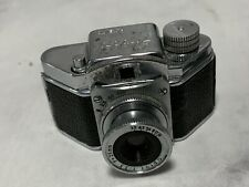 Vintage Snappy Sub-Miniature Spy Camera and Cherry Lens Made In Occupied Japan
