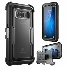 Samsung Galaxy S8 ACTIVE Case i-Blason Magma Full-Body Cover w/ Screen Protector