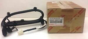 TOYOTA OEM FACTORY TOW WIRE HARNESS 4 PIN FLAT 2004-2007 HIGHLANDER