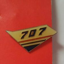 Vintage Boeing 707 Pin - Airlines