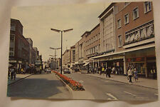 EXETER  High Street East gate, Mark Rowe & sons shop  Pc