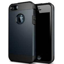 Hybrid Heavy Duty Dual Layer Armor Defender Case Cover Bumper for iPhone 5 5s SE