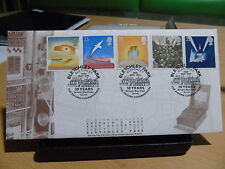 QC COLLECTION GB ALBUM BLETCHLEY PARK COVERS 1995 VE DAY ENIGMA SHS