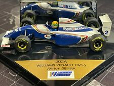 ONYX 1/43 Williams Renault FW16 Ayrton Senna 202A