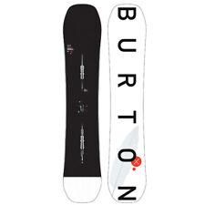 Burton Custom X 162cm Wide Camber Herren Snowboard 2021 schwarz/weiß