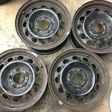 Stahlfelgen für 3er BMW E46 6,5x15 ET42