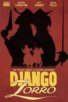 Django Zorro Hardcover GN Quentin Tarantino Official Unchained Sequel New HC NM