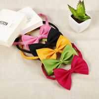 50Pcs Wholesale Pet Dog Puppy Necktie Bow Tie Ties Collar Grooming out lot FT38