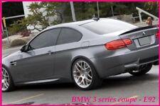 BMW SERIE 3 E92 COUPE 2 porte Spoiler posteriore/Boot (2007-2013)