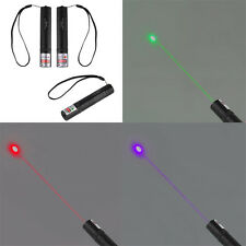 650nm 1mw High Power Visible Light Beam Focus Burning Laser Pointer Pen Torch