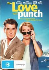 Comedy DVDs and Pierce Brosnan Blu-ray Discs