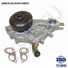 Engine Water Pump For Chevy Silverado Cadillac GMC Sierra Isuzu Vortec 4.8L 5.3