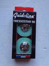 GUIDOLINE TISSU TRESSOSTAR 90 VERT CELEST / GUIDOLINE FABRIC TRESSOSTAR 90 GREEN