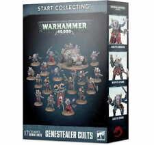 WARHAMMER START COLLECTING! GENESTEALER CULTS
