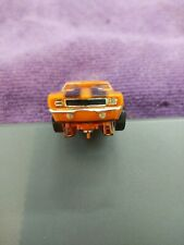 Dash motorsports slot car. Barely used. Orange chassis and z28 body.