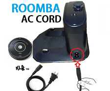 iROBOT ROOMBA AC Power Cord Charger 500 600 700 800 900 870 880 861 980 4415878