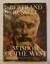 Wisdom Of The West by Bertrand Russell 1959 Hardcover