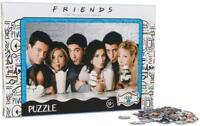Winning Moves Friends Milkshake Edition Jigsaw Puzzle 1000 Pieces