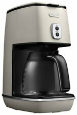 DeLonghi Distinta Collection Drip Coffee Maker Pure White ICMI011J-W AC100V