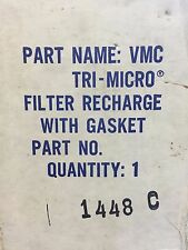 VILTER FILTER RECHARGE With GASKET 1448-C