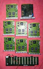 (Lot of 7) HP J4111A ProCurve 10/100Base-T Switch Modules + J4121A & J4110-60003