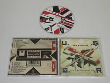 DJ VADIM / U. S. S. r. Life from the Other Side (Ninja Tune zencd44) CD Album