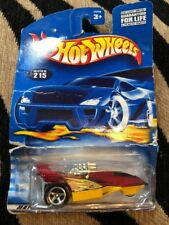 Hot Wheels 2000 #215 XT-3 1984 Toy Car Die-cast Metal & Plastic Parts