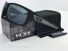 Sunglasses Polarized Turbine¹Oakley¹Matte Black Grey Iridium 2018New