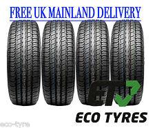 4X Tyres 225 60 R18 100H House Brand AllSeason M+S E B 69dB