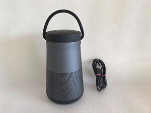 Bose SoundLink Revolve+ Plus Bluetooth Speaker - Triple Black
