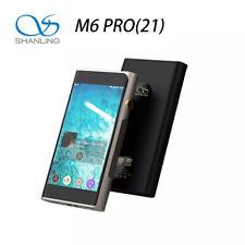 SHANLING M6 Pro 21 MQA Dual ES9068AS DSD256 2.5/3.5/4.4mm Hi-Res Music Player