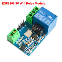 Neu 5V WiFi WLAN Relais Board Erweiterung Shield Arduino ESP8266 IoT APP Control