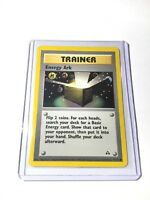 ENERGY ARK - Neo Discovery Set - 75/75 - Common - Pokemon Card - Unlimited - NM