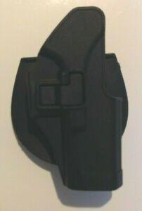 Airsoft Right Hand Pistol Waist Holster For Glock 17 19 22 23 26 31 G Series G17